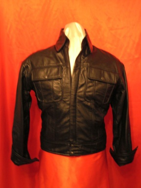 Elvis 68 leather jacket memorabilia