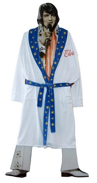 Elvis Bathrobe Memorabilia