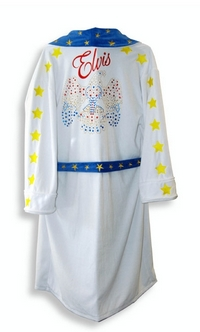 Elvis Bathrobe Memorabilia 2