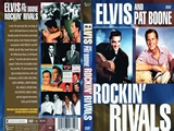 Elvis and Pat Boone DVD